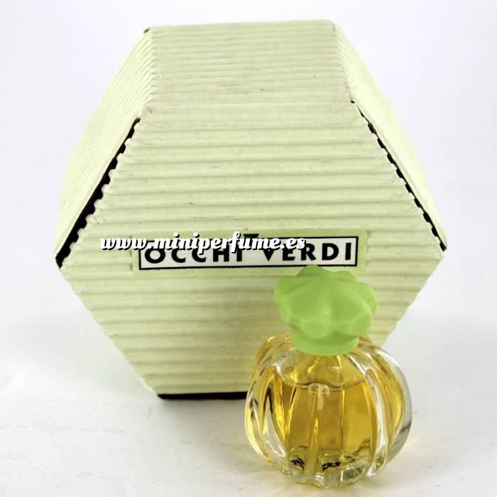 Imagen EDICIONES ESPECIALES Occhi Verdi Eau de Toilette by Morris 7ml. (EDICIÓN ESPECIAL) (Últimas Unidades)