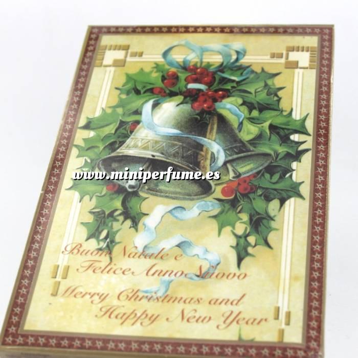 Imagen EDICIONES ESPECIALES Perfume Card Eau de Toilette postales navideñas 20ml. (EDICIÓN ESPECIAL) (Últimas Unidades)