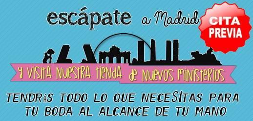 Miniperfume de colección - Escápate a Madrid