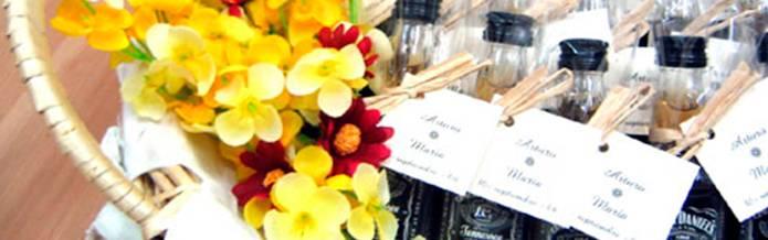 Miniperfume de colección - Preparado para boda