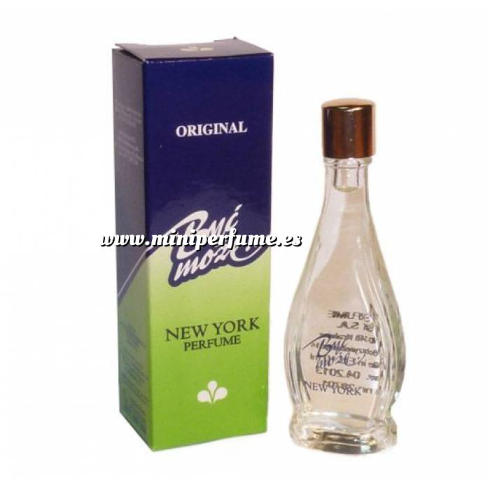 Imagen Mini Perfumes Mujer Byc Moze New York Perfume by Miraculum 10ml. (IDEAL COLECCIONISTAS) (Últimas Unidades)