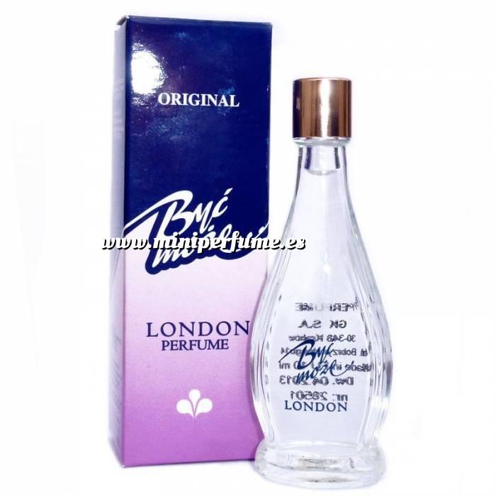 Imagen -Mini Perfumes Mujer Byc moze London Perfume (IDEAL COLECCIONISTAS) (Últimas Unidades)