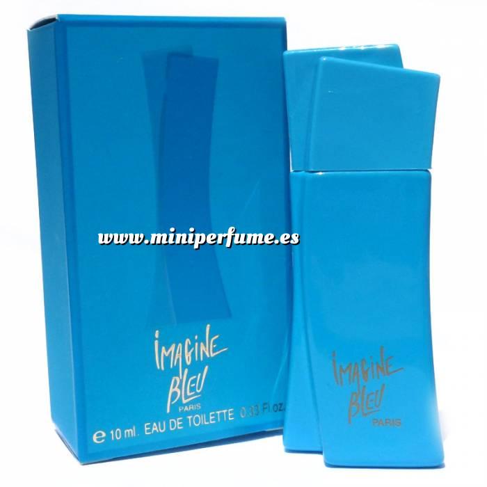 Imagen -Mini Perfumes Mujer Imagine Bleu Eau de Toilette by Jean-Louis Vermeil 10ml. (Últimas Unidades)