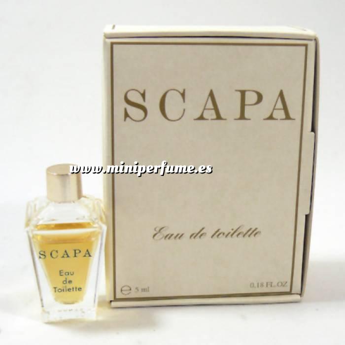 Imagen -Mini Perfumes Mujer Scapa Eau de Toilette by Scapa 5ml. (caja grande) (Ideal Coleccionistas) (Últimas Unidades)
