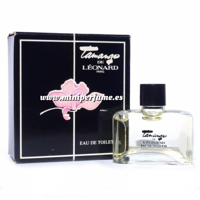 Imagen -Mini Perfumes Mujer Tamango Eau de Toilette by Léonard 5,5ml. (Últimas Unidades)