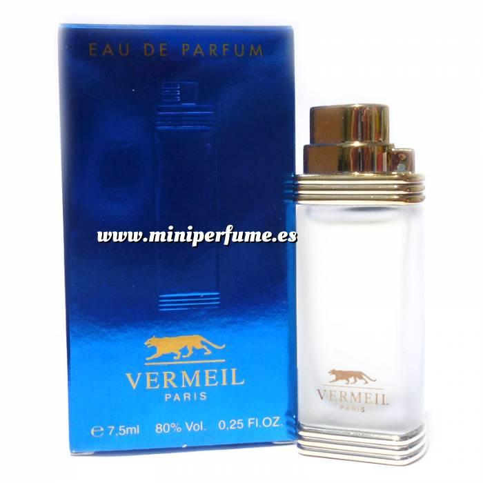 Imagen -Mini Perfumes Mujer Vermeil Eau de Parfum by Jean-Louis Vermeil 7.5ml. (Últimas Unidades)