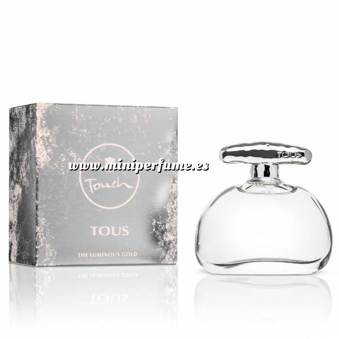Imagen -Tous Mujer Tous Touch The Luminous Gold 4 ml by Tous EDT