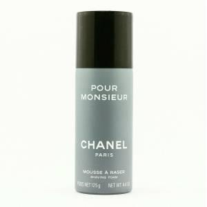 Cuidado Personal - CHANEL Pour Monsieur espuma de afeitar 125 gr (Últimas Unidades)