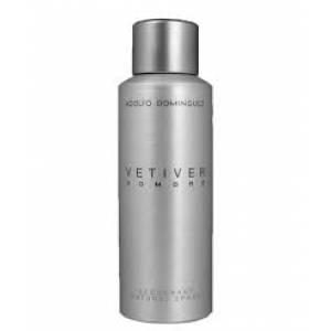 Cuidado Personal - Desodorante Hombre VETIVER Adolfo Dominguez- Vaporizador 200 ml (Últimas Unidades)