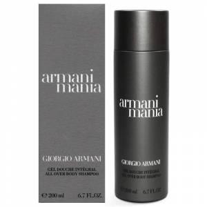 Cuidado Personal - Gel de baño ARMANI MANIA pour homme-200 ml (Últimas Unidades)