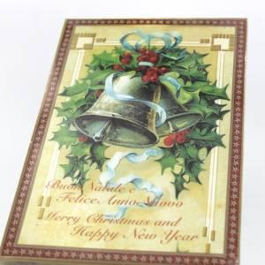 EDICIONES ESPECIALES - Perfume Card Eau de Toilette Buon Natale e Felice Anno Nuovo 20ml. (EDICIÓN ESPECIAL) (Últimas Unidades)