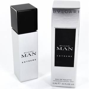 Mini Perfumes Hombre - BLV MAN Extreme Eau de Toilette by Bvlgari 15ml. (Últimas Unidades)