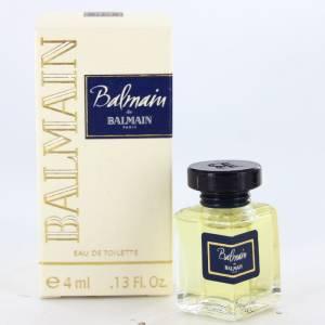 Mini Perfumes Hombre - Balmain Eau de Toilette by Pierre Balmain 4ml. (Últimas Unidades)