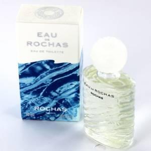 Mini Perfumes Hombre - Eau de Rochas Eau de Toilette VERSIÓN ACTUAL by Rochas Paris 10ml. (Últimas Unidades)