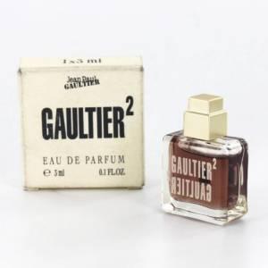 Mini Perfumes Hombre - Gaultier 2 Eau de Parfum by Jean Paul Gaultier 3ml. (Últimas Unidades)