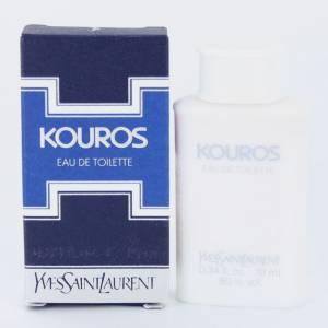 Mini Perfumes Hombre - Kouros (versión actual) Eau de Toilette by Yves Saint Laurent 10ml. (Últimas Unidades)