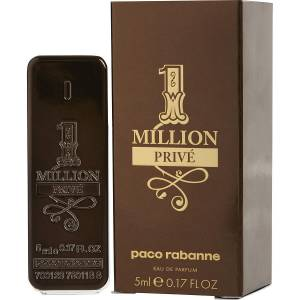 Mini Perfumes Hombre - One Million Prive EDP by Paco Rabanne 5ml. (Últimas Unidades)