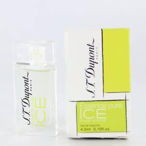 Mini Perfumes Hombre - S.T. Dupont Essence Pure ICE Pour Homme Eau de Toilette by S.T. Dupont 4.5ml. (Últimas Unidades)S.T. Dupont Essence Pure ICE Pour HOMME Eau de Toilette by S.T. Dupont 4.5ml. (Últimas Unidades)