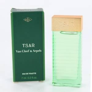 Mini Perfumes Hombre - TSAR Eau de Toilette by Van Cleef & Arpels 7ml. (Últimas unidades)