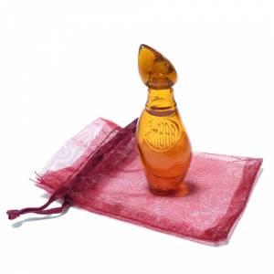 Mini Perfumes Mujer - Ambar Eau de Toilette de Jesús del Pozo 4ml. (preparado en bolsa de organza) (Especial para boda)