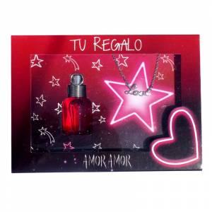 Mini Perfumes Mujer - Amor Amor Eau de Toilette de Cacharel 5ml. (Últimas Unidades)