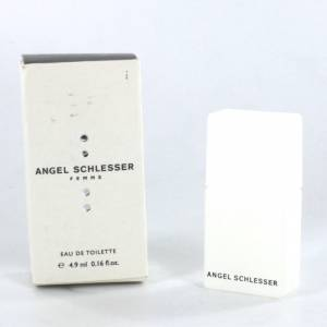 Mini Perfumes Mujer - Angel Schlesser Femme Eau de Toilette by Angel Schlesser 4.9ml. (Últimas Unidades)