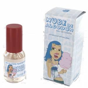 Mini Perfumes Mujer - Fragancia Dulce Eau de toilette - Nube de Algodón 20ml. (Últimas Unidades)