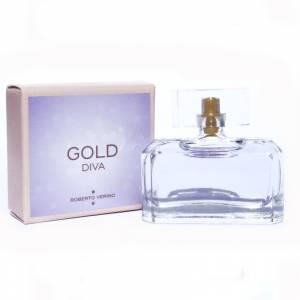 Mini Perfumes Mujer - Gold Diva Eau de Parfum de Roberto Verino 4,5 ml (Últimas Unidades)