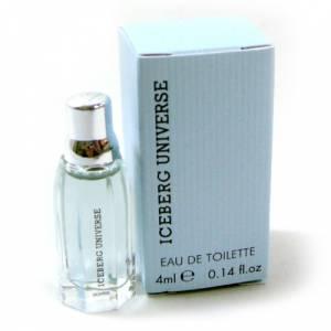Mini Perfumes Mujer - Iceberg Universe Eau de Toilette for Man 4ml. (Ideal Coleccionistas) (Últimas Unidades)