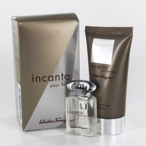 Mini Perfumes Mujer - Incanto pour homme (Eau de Toilette + Gel Shampooing) by Salvatore Ferragamo (Últimas unidades)
