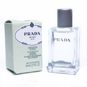 Mini Perfumes Mujer - Infusion d iris Eau de Toilette by Prada 8ml. (Últimas Unidades)