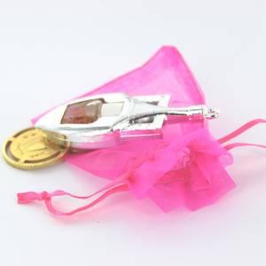 Mini Perfumes Mujer - Lif Parfum 80 Eau de Parfum (preparado en bolsa de organza) + Llavero (Últimas Unidades)
