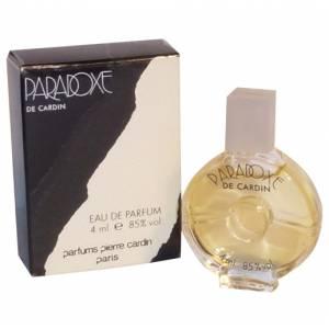 Mini Perfumes Mujer - Paradoxe Eau de Parfum by Pierre Cardin 4ml.