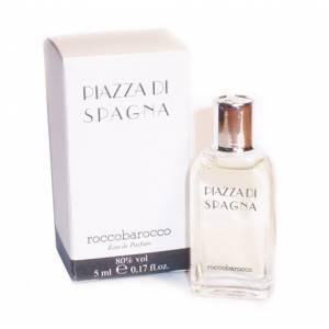Mini Perfumes Mujer - Piazza di Spagna Eau de Parfum by Roccobarocco 5ml. (Cajas con ligeras marcas) (Últimas Unidades)