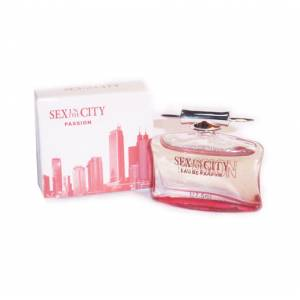Mini Perfumes Mujer - Sex In the city - Passion Eau de Parfum 7,5ml. by InStyle (IDEAL COLECCIONISTAS) (Últimas Unidades)