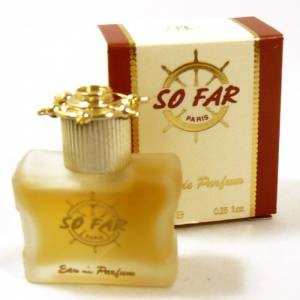 Mini Perfumes Mujer - So Far by Riachi Paris (Ideal Coleccionistas) (Últimas Unidades)