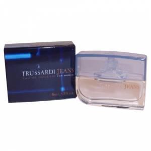Mini Perfumes Mujer - Trussardi Jeans Eau de Toilette by Trussardi 5ml. (IDEAL COLECCIONISTAS) (Últimas Unidades)