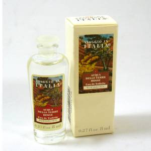 Mini Perfumes Mujer - Viaggio in Italia Acqua delle Terre Rosse 8ml. (Ideal Coleccionistas) (Últimas Unidades)
