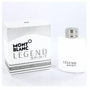 -Mini Perfumes Mujer - Legend Spirit Eau de Toilette by Mont blanc 4.5ml. (Últimas unidades)
