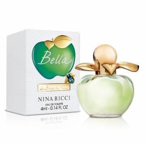 -Mini Perfumes Mujer - Nina Bella Eau de Parfum by Nina Ricci 4ml. (Últimas Unidades)