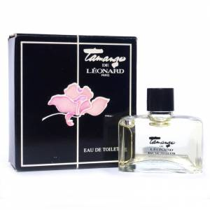-Mini Perfumes Mujer - Tamango Eau de Toilette by Léonard SIN CAJA (Últimas Unidades)