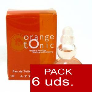 .PACKS PARA BODAS - Orange Tonic by Azzaro 4ml. PACK 6 UNIDADES (Últimas Unidades)