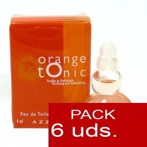.PACKS PARA BODAS - Orange Tonic by Azzaro 4ml. PACK 6 UNIDADES (Últimas Unidades)