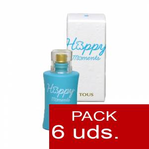 .PACKS PARA BODAS - Tous Happy Moments by Tous 4.5ml. PACK 6 UNIDADES