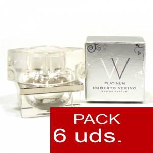 .PACKS PARA BODAS - VV Platinum de Roberto Verino 4ml. PACK 6 UNIDADES (Últimas Unidades)