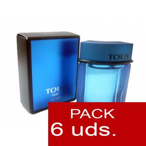 -Tous Mujer - Tous Man Sport 4.5 ml Pack 6 uds.